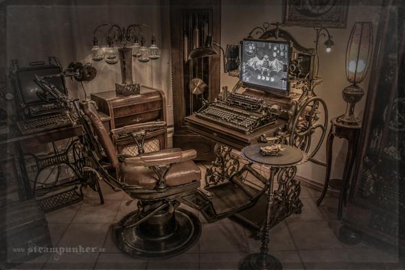 wie kann ich mein zimmer im steampunk style umgestalten. Black Bedroom Furniture Sets. Home Design Ideas