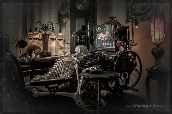 wie kann ich mein zimmer im steampunk style umgestalten website m bel einrichtung. Black Bedroom Furniture Sets. Home Design Ideas