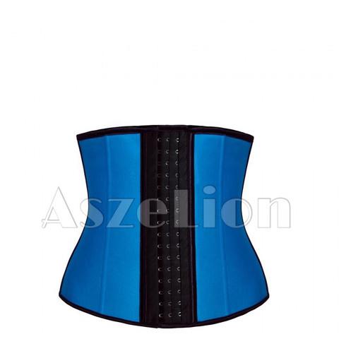 in blau - (Taille, Corsage, waist)