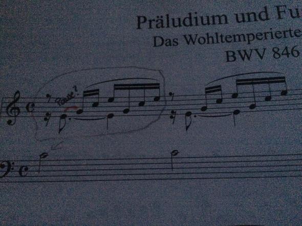 - (Musik, Klavier)
