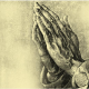 Dürers Betende Hände