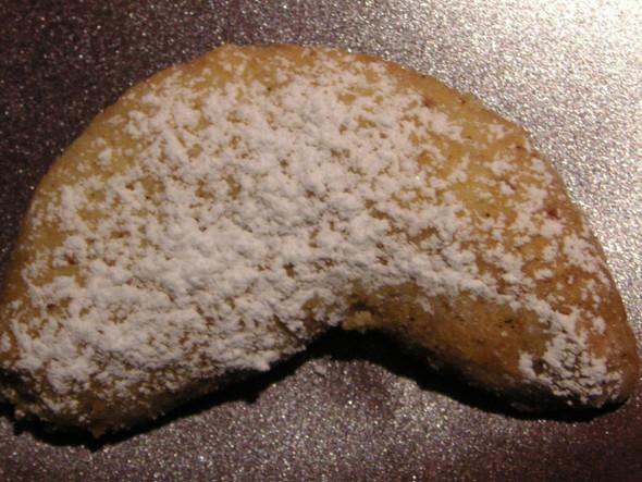 Vanille-Kipferl - (Weihnachten, Kochen, backen)