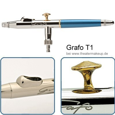 Airbrush Grafo T1 von Harder & Steenbeck - (Kunst, Airbrush)