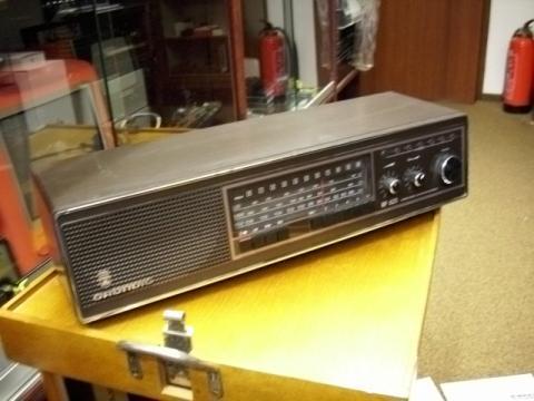 Das ist mein Fund-Radio - (Elektrogeräte, Zusatzverdienst, Altstoffsammelzentrum)