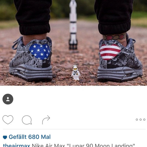 Das ist halt ne special edition - (Nike)