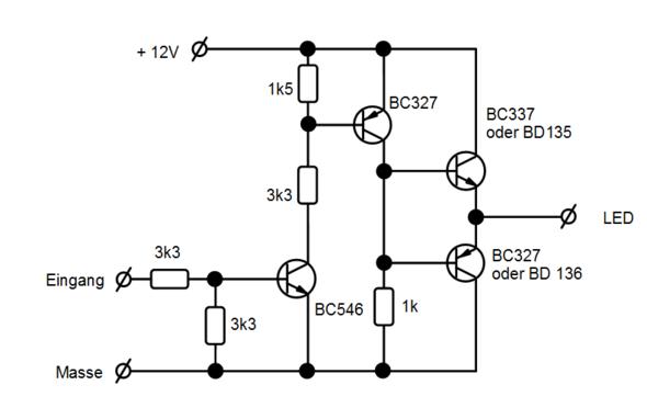 - (Strom, LED, arduino)