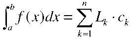 - (Mathematik, Formel)