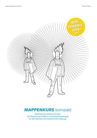 "Mappenkurs kompakt "" ISBN 978-3-00-034890-7 - (Studium, Design, Mappenvorbereitung)"