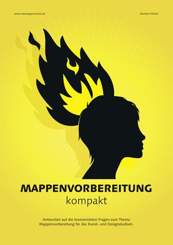 """Mappenvorbereitung kompakt"""" ISBN 978-3-00-045209-3 - (Studium, Design, Mappenvorbereitung)"""