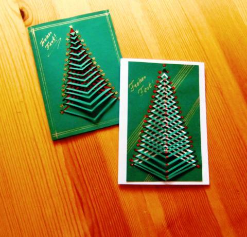 weihnachtskarten selberbasteln wer hat eine sch ne idee. Black Bedroom Furniture Sets. Home Design Ideas