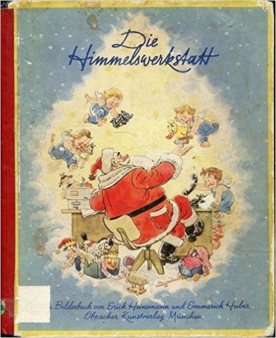 Die Himmelswerkstatt - (Weihnachten, Kinderbuch, Kinderbücher)