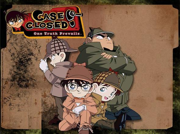 - (Krimi, Detektiv Conan)