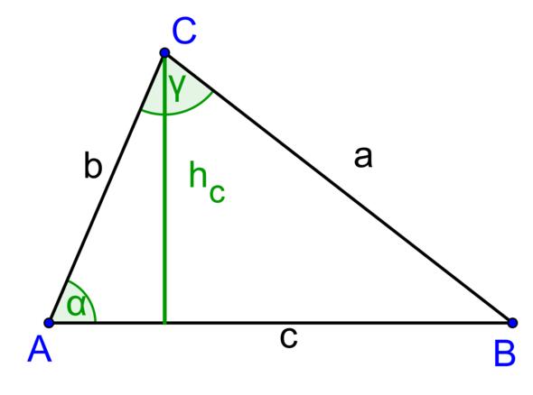 Dreieck - (Mathe, Geometrie)