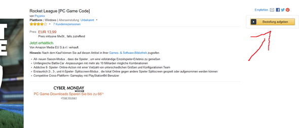 Screenshot - (Spiele, Amazon, fame)