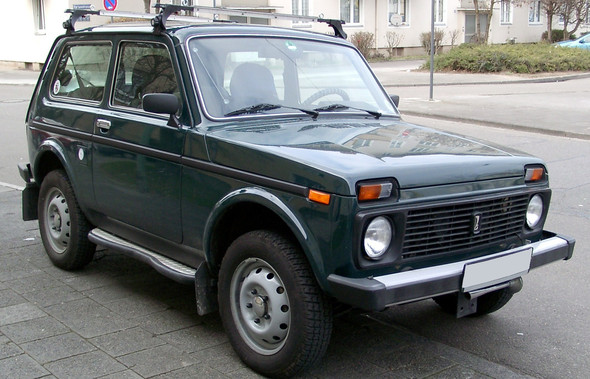 Lada Niva - (Auto, Zubehör)
