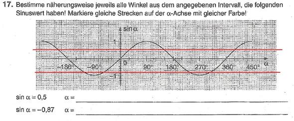 Sinus - (Mathe, Mathematik, Sinusfunktion)