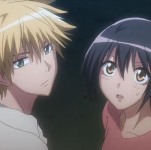 Dass sind die beiden Hauptcharaktere - (Anime, Manga, TOP-5)