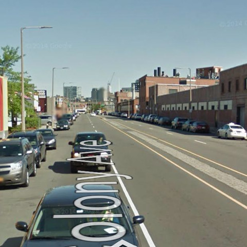 Avenue - (USA, Straße)