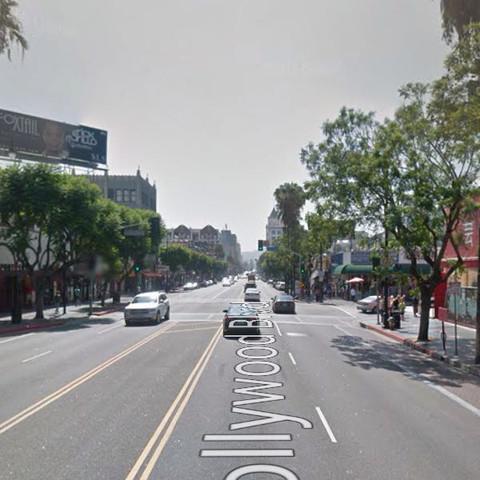 Boulevard - (USA, Straße)