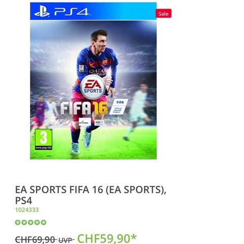 Ist das billig?  - (PS4, Fifa)