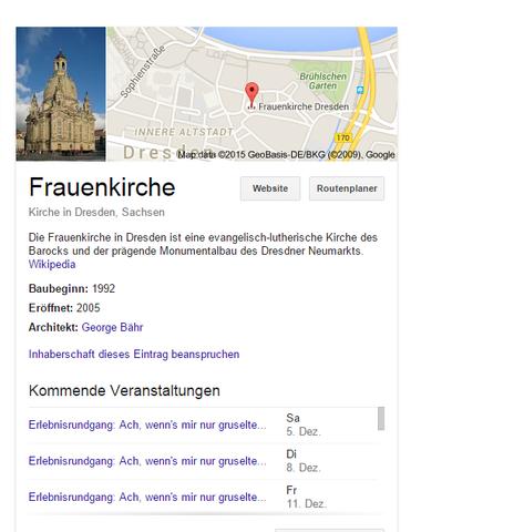 - (Dresden, typisch)