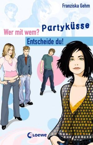 Partyküsse - (Buch, Titel, Dramatisch)