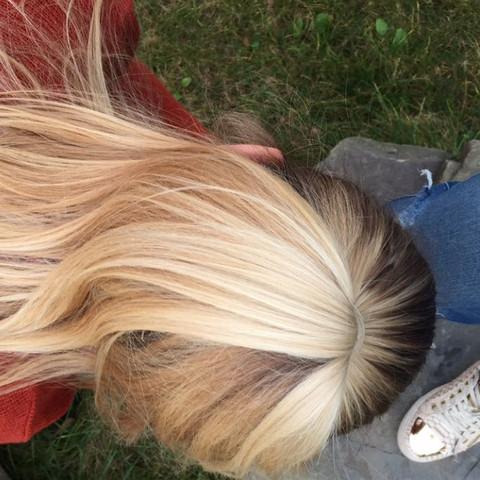 Hoffe es hilft dir  - (Haare, Aussehen, Blondierung)