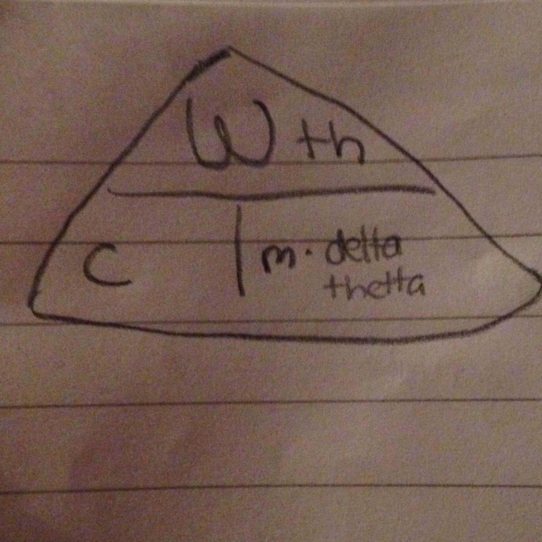 wie kann man diese gleichung umformen in physik? (rechnen