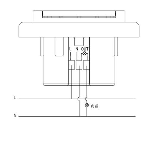 Neonröhre im Keller über GAO Zeitschaltuhr Modell EFP700ET schalten ...