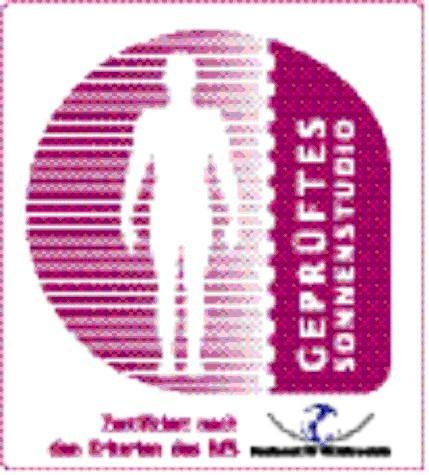 Logo zertifizierter Sonnenstudio's - (Beauty, Haut, Solarium)