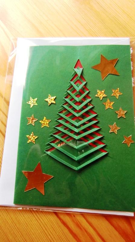 ideen zu sch nen weihnachtskarten weihnachten basteln. Black Bedroom Furniture Sets. Home Design Ideas