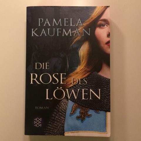 Die Rose des Löwen  - (Buch, Zitat)