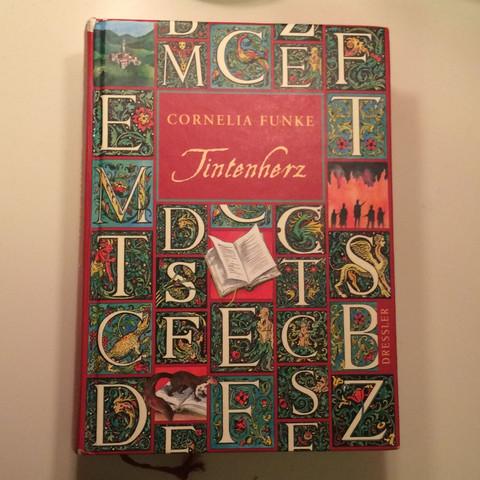 Tintenherz  - (Buch, Zitat)