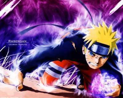 - (Anime, Manga, Naruto)