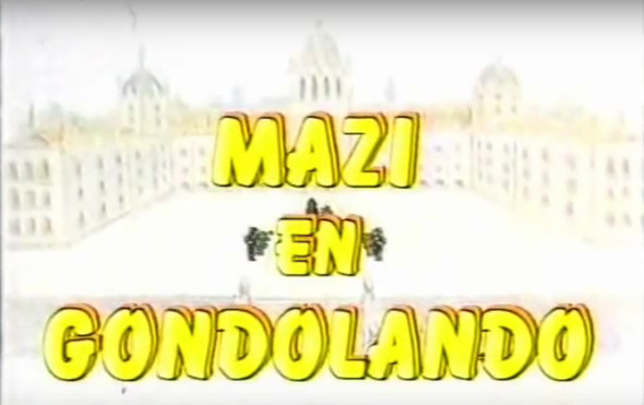Mazi el Gondolando - (Sprache, lernen, kostenlos)