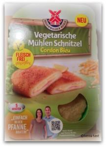 Vegetarisches Cordon Bleu - (Rezept, Vegetarier)
