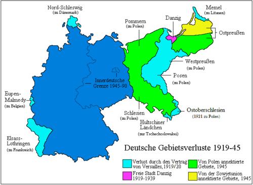 Geschichte Weimarer Republik Versailler Vertrag Schule