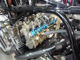125 ccm 4 Zylinder  - (Motorrad, Moped, 125ccm)