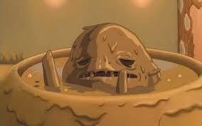 Badender Gott - (Anime, Japan, hayao-miyazaki)