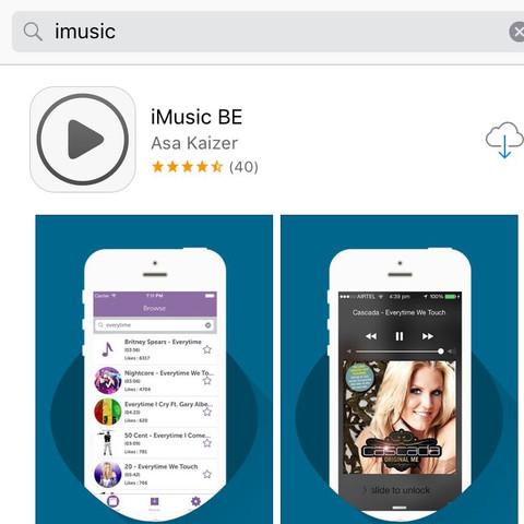 kcnnckc - (Musik, iPhone)