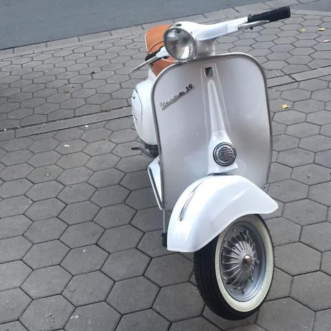 Vespa 50n - (Motorrad, Preis, verkaufen)