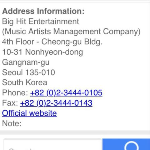 Wie Kann Man Fanbriefe Nach Korea Bts Verschicken Wo Findet Man