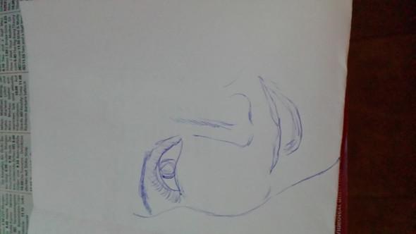 - (Kunst, zeichnen, Personen zeichnen)