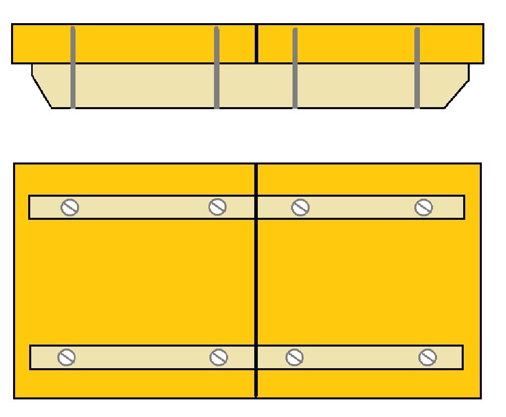 zwei holzplatten 39 39 verbinden 39 39 handwerk holz handwerker. Black Bedroom Furniture Sets. Home Design Ideas