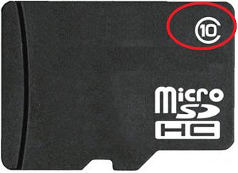 Das rot umkreiste - (Handy, Speicherkarte)