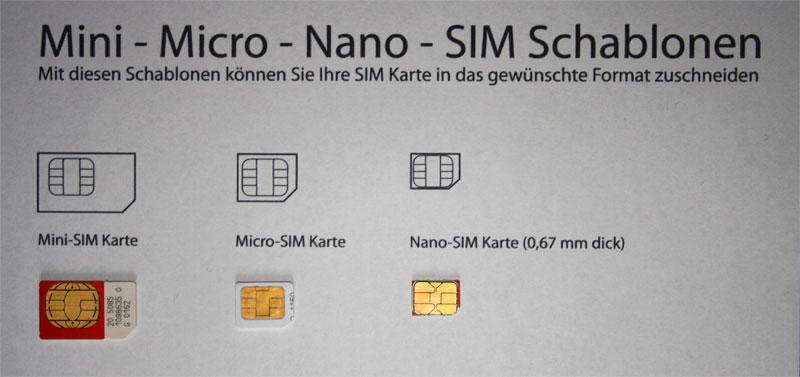 nano sim karte zuschneiden gut oder nicht micro sim karte. Black Bedroom Furniture Sets. Home Design Ideas