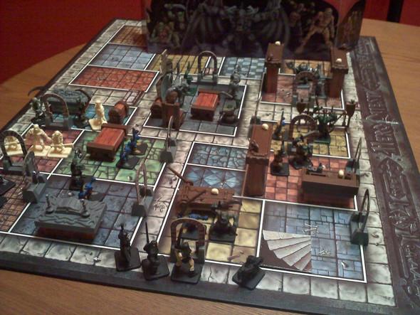 Welches dungeon crawler brettspiel empfehlt ihr - Dungeon gioco da tavolo ...