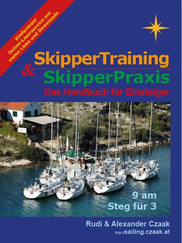 """SkipperTraining & SkipperPraxis - Das Handbuch für Einsteiger"""" - (Alter, segeln)"""