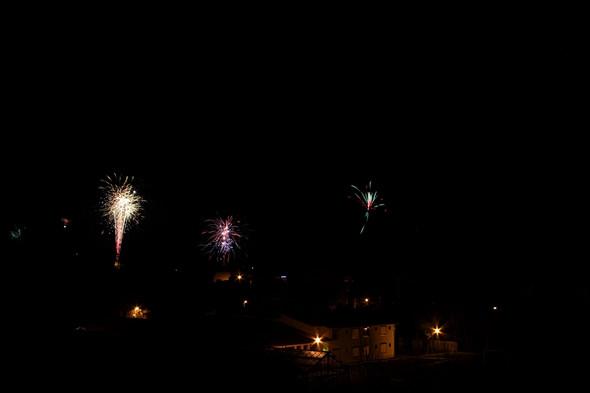 Feuerwerk 20 Sekunden - (Kamera, Fotografie)