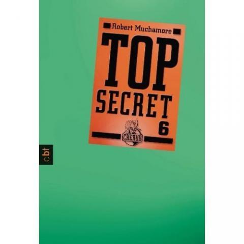 Top Secret 6: Die Mission - (Buch, Kino)